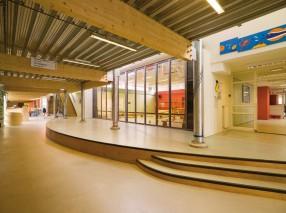 Bredeschool Oosterbeek laag passage